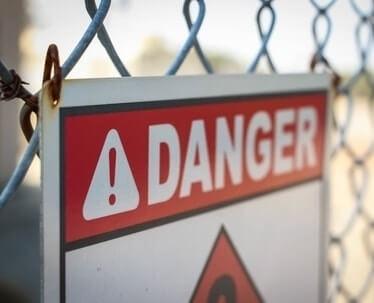 refrigerant leak danger